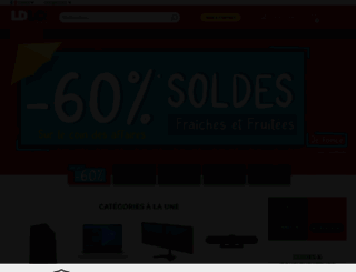 ldlc-pro.com screenshot