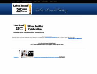 ldschurchlubao.weebly.com screenshot