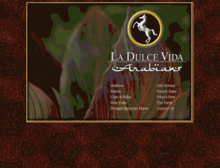 ldvarabians.com screenshot