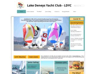 ldyc.co.za screenshot