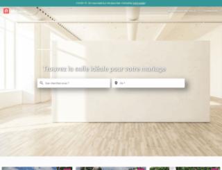 le-domaine-de-brezal.abcsalles.com screenshot