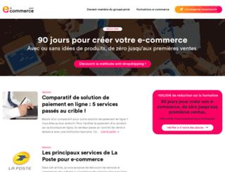 le-ecommerce.com screenshot