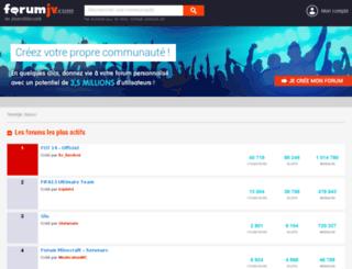 le-forum-des-yoshi.forumjv.com screenshot