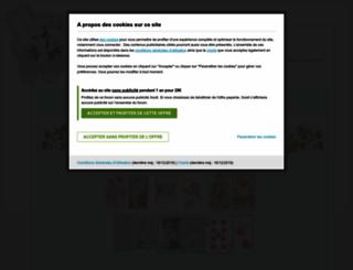 le-grand-talisman.vraiforum.com screenshot