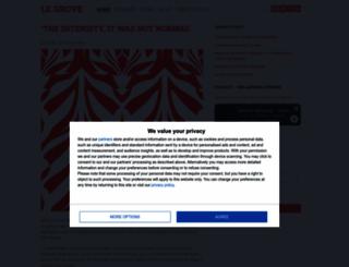 le-grove.co.uk screenshot