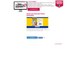 le-jeu-du-moment.com screenshot