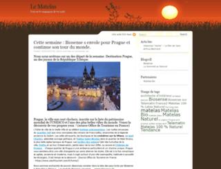 le-matelas.org screenshot