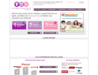 le-meilleur-supermarche-en-ligne.com screenshot