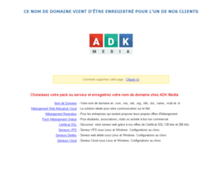 le-pouce.com screenshot