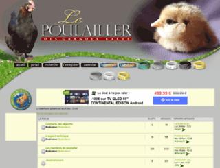 le-poulailler-gr.forumactif.org screenshot