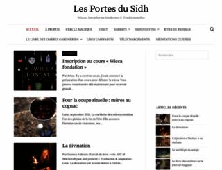 le-sidh.org screenshot