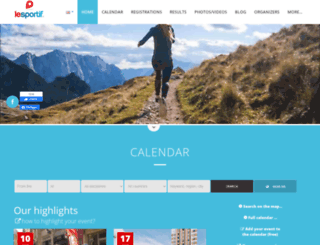 le-sportif.com screenshot
