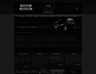 le-tour.co.uk screenshot