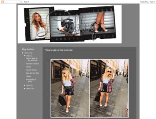 leaaablog.blogspot.de screenshot