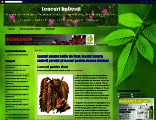 leacuri-babesti-eu.blogspot.com screenshot