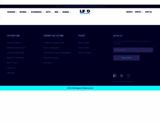 leadapparel.com screenshot