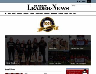 leader-news.com screenshot
