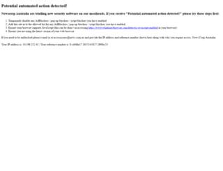 leadernews.com.au screenshot