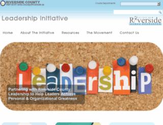 leadership.rc-hr.com screenshot