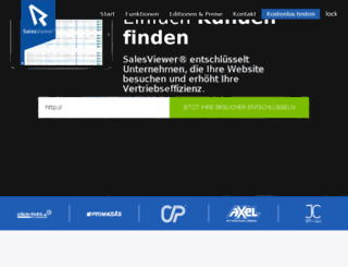 leadexplorer.de screenshot
