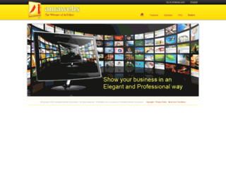 leadgeneration.amawebs.com screenshot
