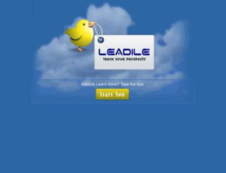 leadile.in screenshot
