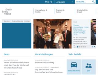 leading-address-on-the-rhine.de screenshot