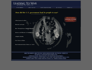 leadingtowar.com screenshot