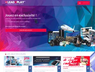 leadnplay.com screenshot