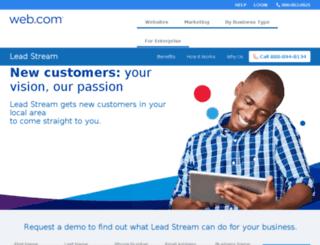 leads.com screenshot