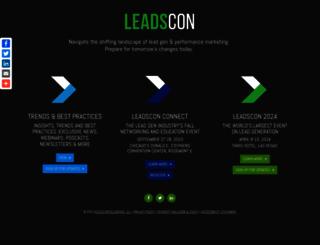 leadscon.com screenshot