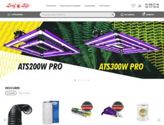 leaflife.com screenshot