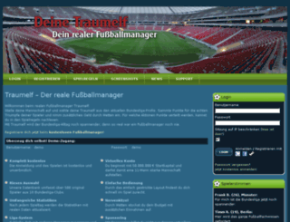 league4u.de screenshot