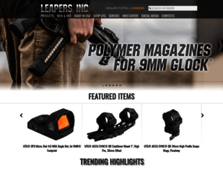 leapers.com screenshot