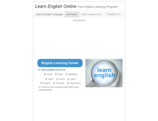 learn-english-online.us screenshot
