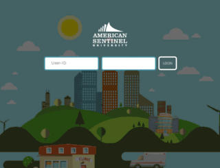 learn.americansentinel.edu screenshot