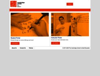 learn.ccae.org screenshot