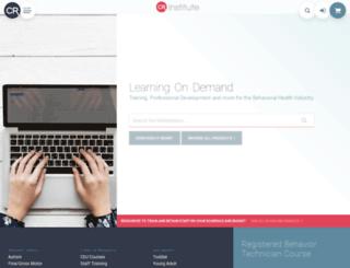 learn.centralreach.com screenshot