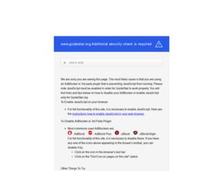 learn.guidestar.org screenshot