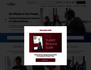 learn.managementconcepts.com screenshot