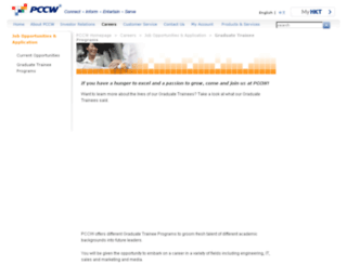 learn.pccw.com screenshot