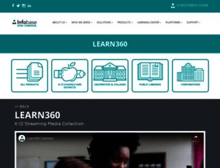 learn360.com screenshot