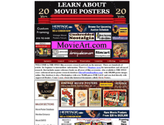 learnaboutmovieposters.com screenshot