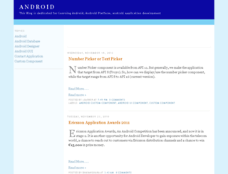 learnandroid.blogspot.com screenshot