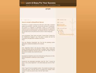 learnbd.blogspot.com screenshot
