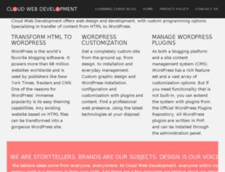 learncloudliving.com screenshot