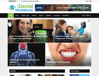 learndentaltechnician.com screenshot