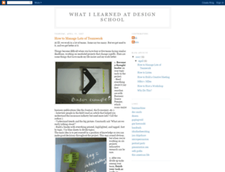 learndesignschool.blogspot.com screenshot