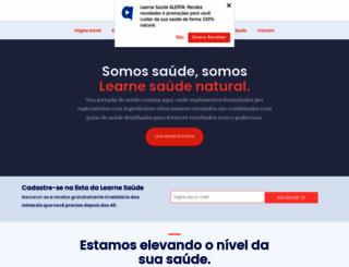 learne.com.br screenshot