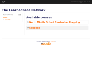 learnedness.net screenshot